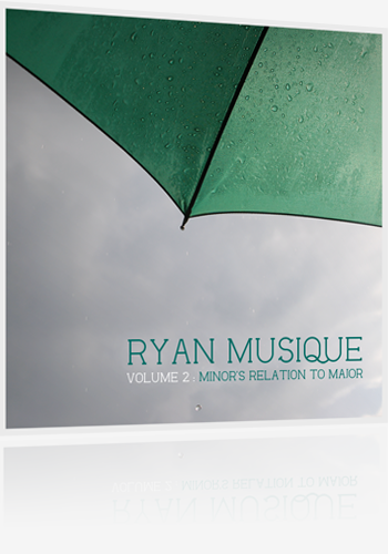 Purchase Ryan Musique's Volume 2: Minor's Relation To Major
